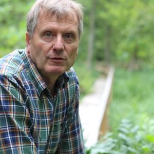 Naturschützer Ralf Knapp.