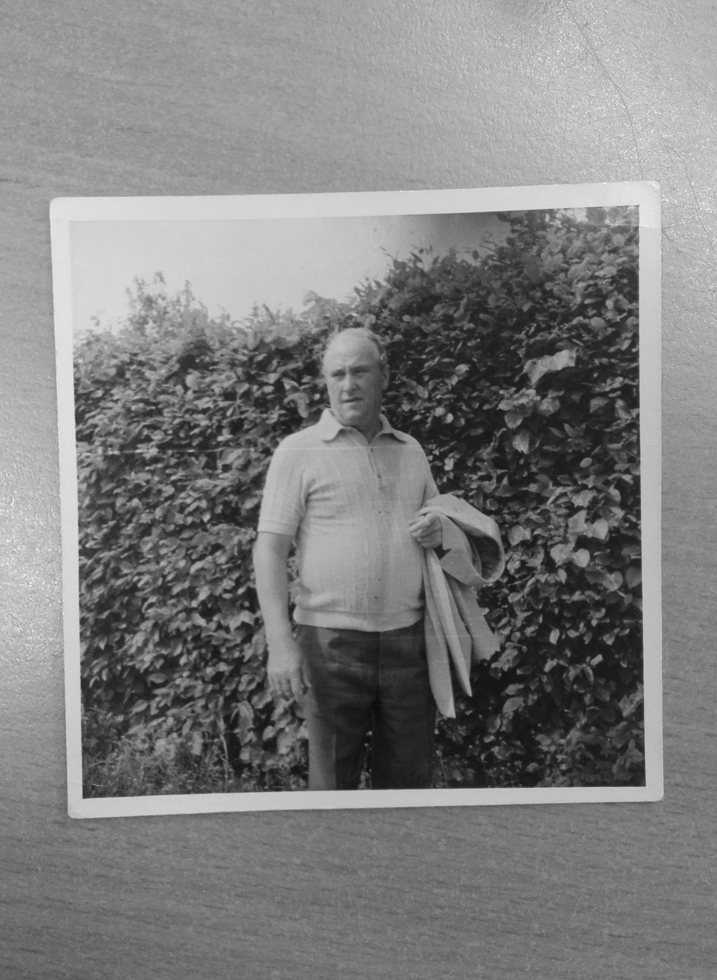 Wilhelm Launert, Gisela' s Vater