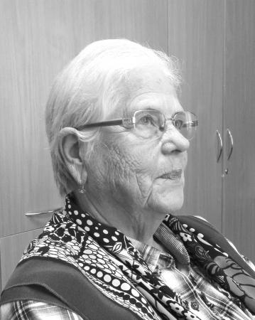 Gisela Launert heute